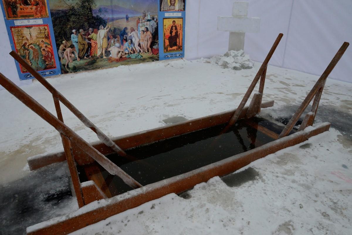 В Костроме определили места для крещенских купелей