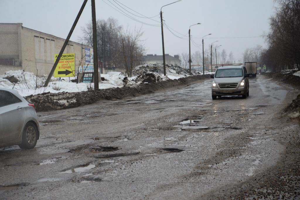 Какие дороги будут отремонтированы в этом году в Костроме