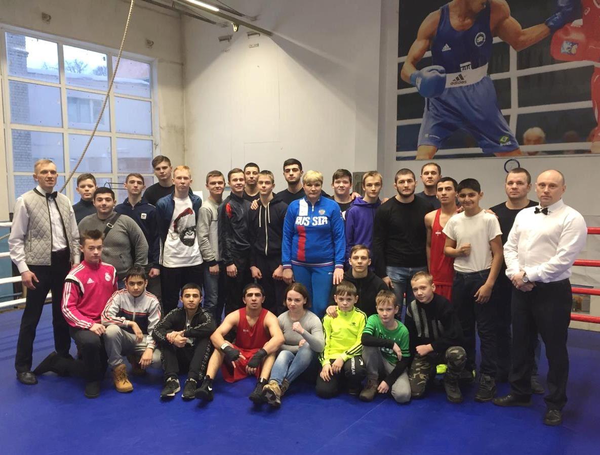 В Костромской области прошел региональный чемпионат по боксу
