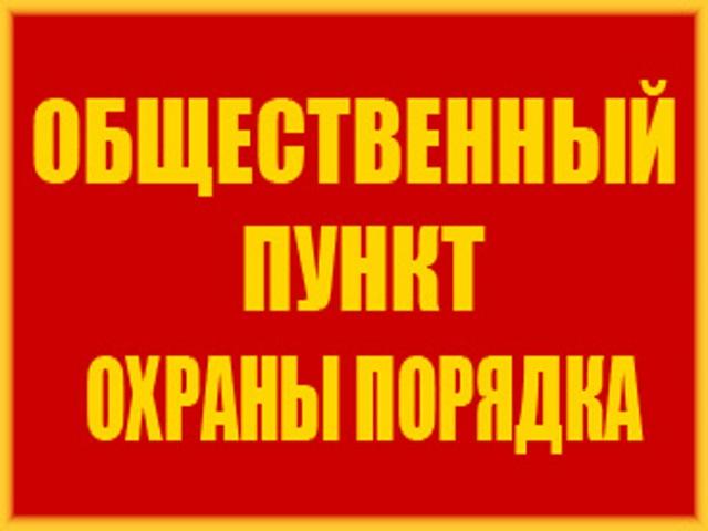 Костромичи все чаще обращаются за помощью в общественные пункты охраны правопорядка