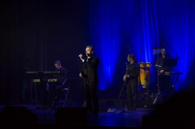 Концерт Петра Казакова увидят сегодня зрители костромского телеканала «РУСЬ»
