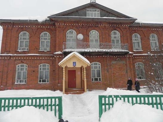 Лапшинская основная школа Вохомского района получила пять моноблоков