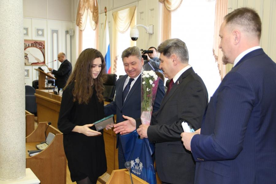 Костромская областная Дума вручит стипендии лучшим студентам