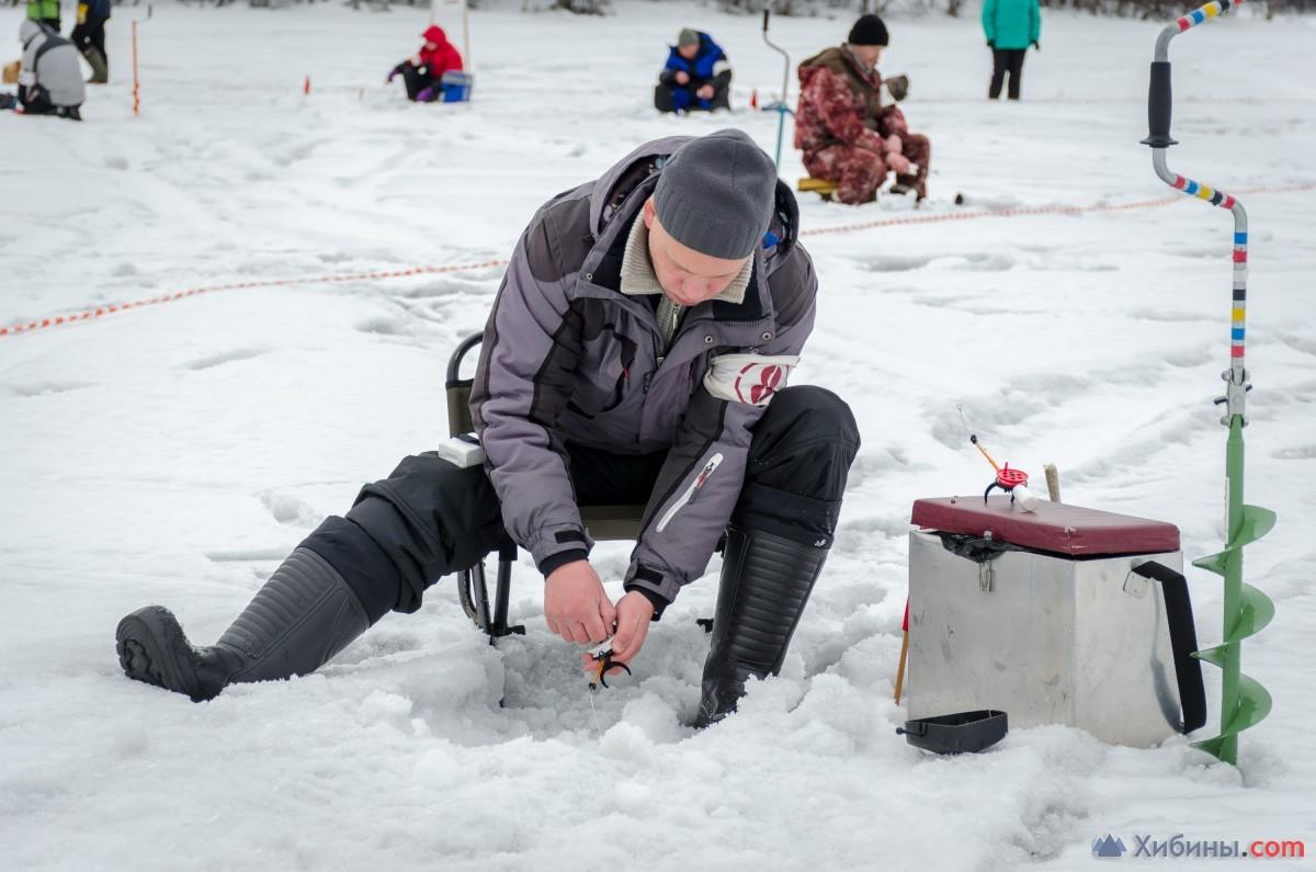 В Костромской области пройдет первенство России по ловле рыбы на мормышку