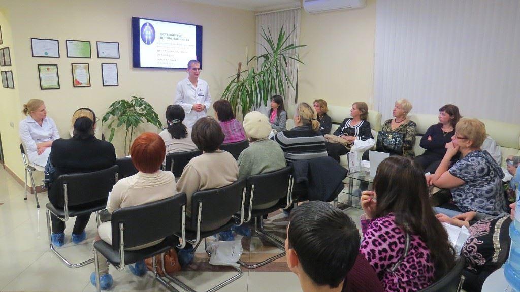 Сегодня в Костроме будет работать школа здоровья