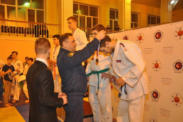 В Костроме состоялся 3 Межрегиональный турнир по дзюдо областного Управления ФСИН