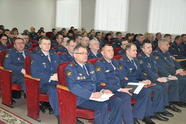 В Костромском областном Управлении ФСИН подвели итоги работы за прошедший год