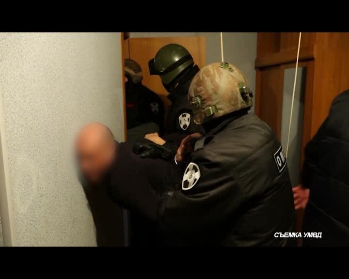 В Костроме задержан подозреваемый в хищении иномарок