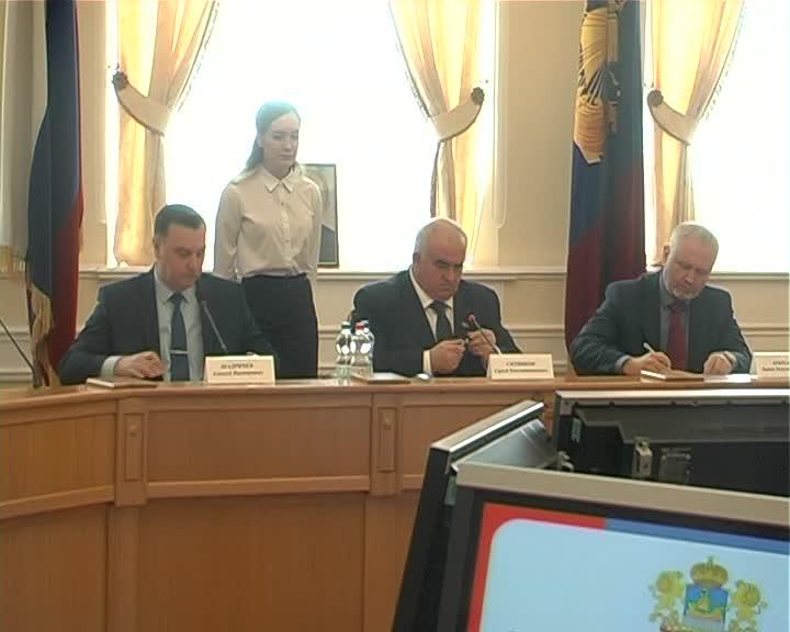 Сегодня в Костроме подписано трехстороннее соглашение о социальном партнерстве