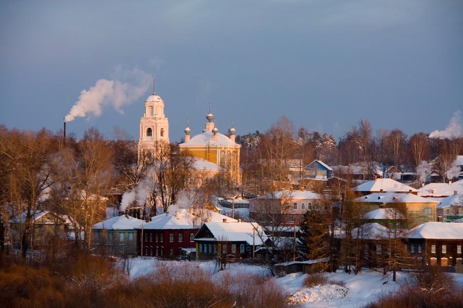 В этом году в Кологривском районе Костромской области разработают новые туристические маршруты