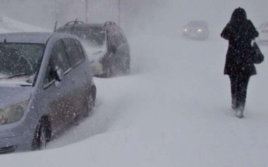 В Костромской области все службы переведены в режим повышенной готовности в связи с сильным снегопадом