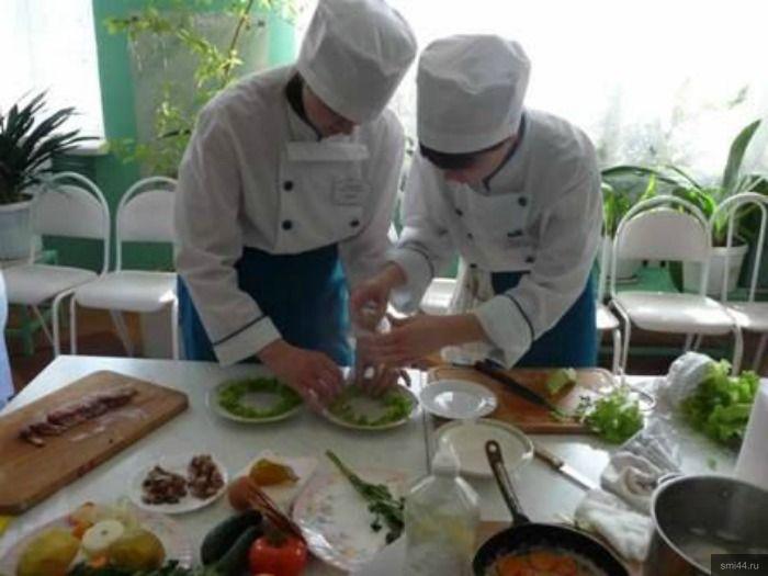 В Костроме пройдет олимпиада поваров