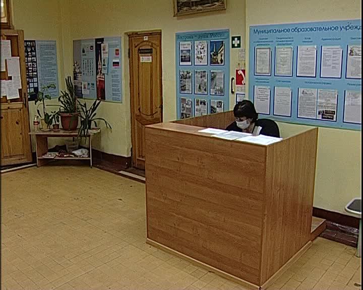 В Костромской области уровень заболеваемости гриппом и ОРВИ пока не превысил эпидпорог