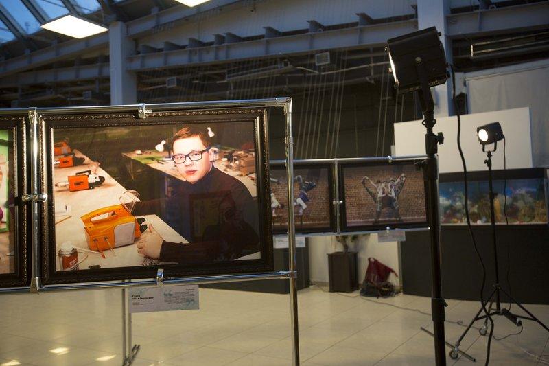 В Костроме открылась фотовыставка «Молодой предприниматель – 2018»