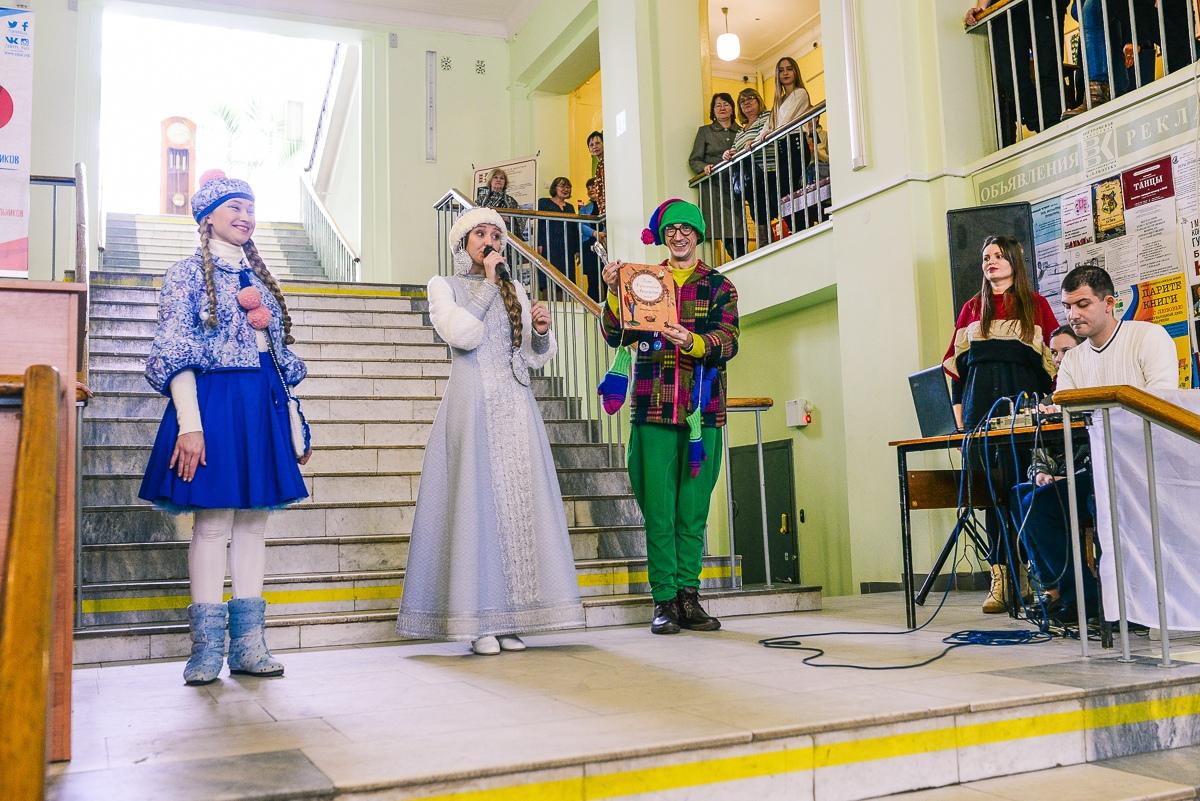 Костромская Снегурочка запустила литературный челлендж #изкнигивсеть