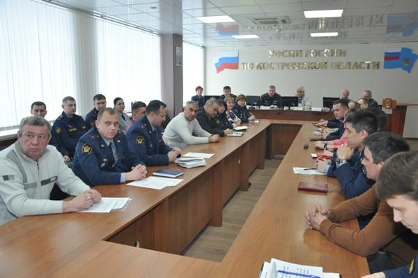 Преемственность поколений обсудили в преддверии 140-летия образования службы в Костромском областном Управлении ФСИН