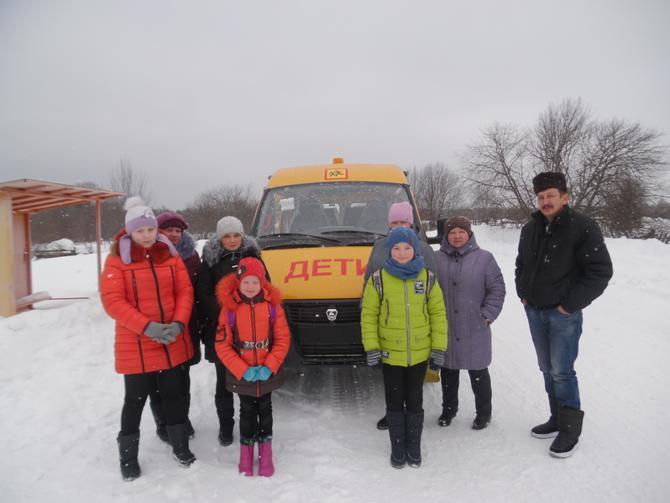 В Школы Костромской области продолжают поступать новые автобусы