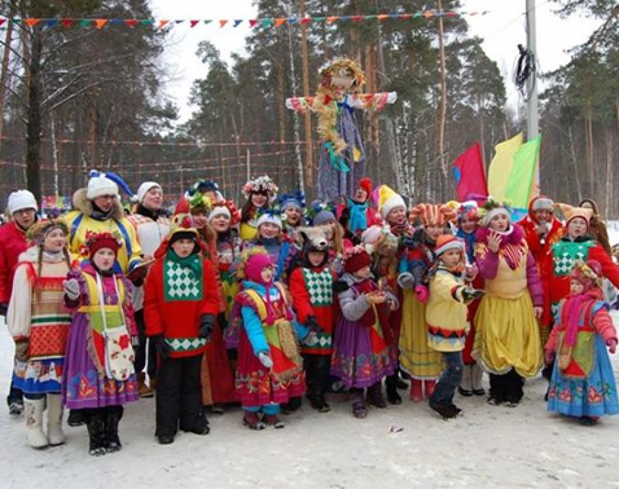 Костромичей и гостей города приглашают отметить широкую Масленицу