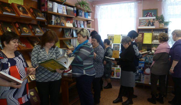 В посёлок Красное-на-Волге приехала губернаторская библиотека