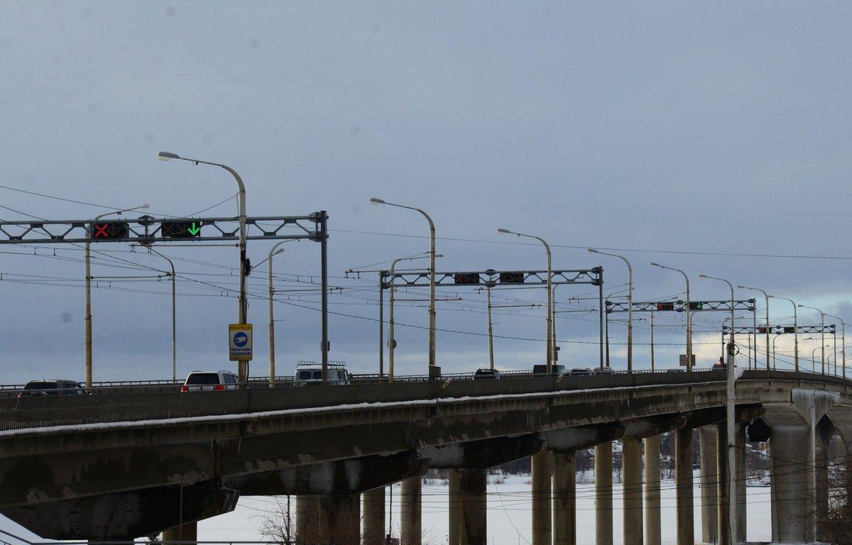 В Костроме началось обследование моста через Волгу Чтобы выявить и устранить недостатки после зимы