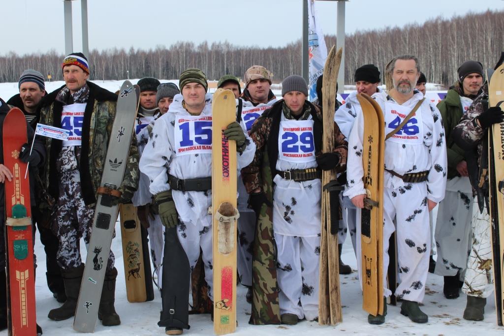 В Костроме для зрителей охотничьего биатлона организуют специальные автобусы