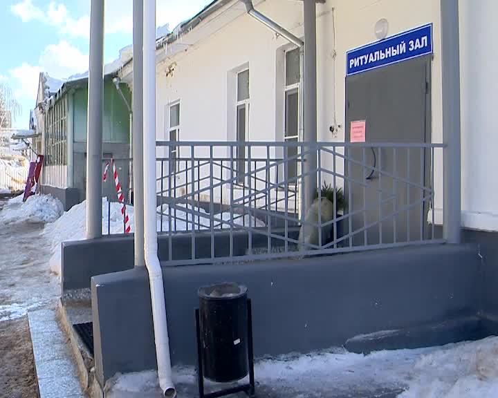 В Костромском морге проводится проверка