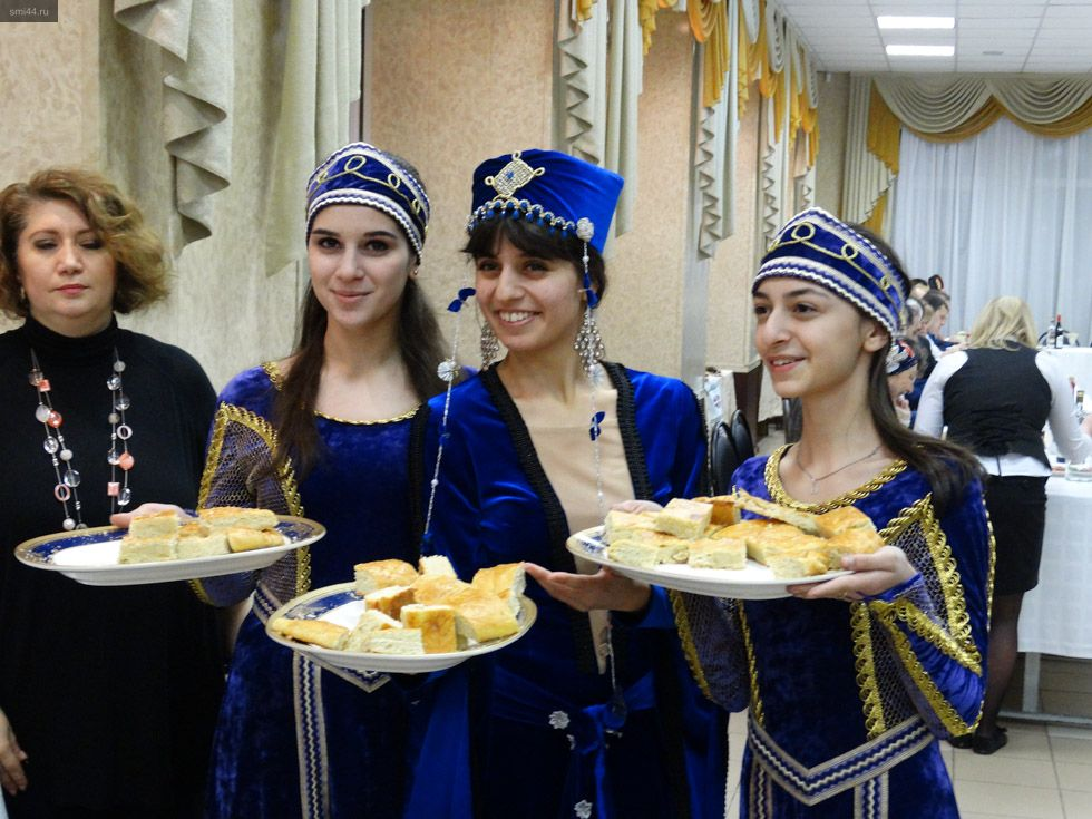 В Костроме гостям праздника «Крымская весна» предложат оценить всю красоту «национального калейдоскопа» России