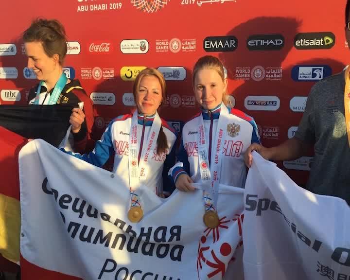 Костромские гребцы стали лучшими на Всемирных Летних Играх Специальной Олимпиады
