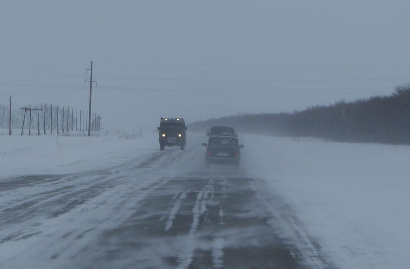 В Костромской области прогнозируется мокрый снег и ухудшение видимости