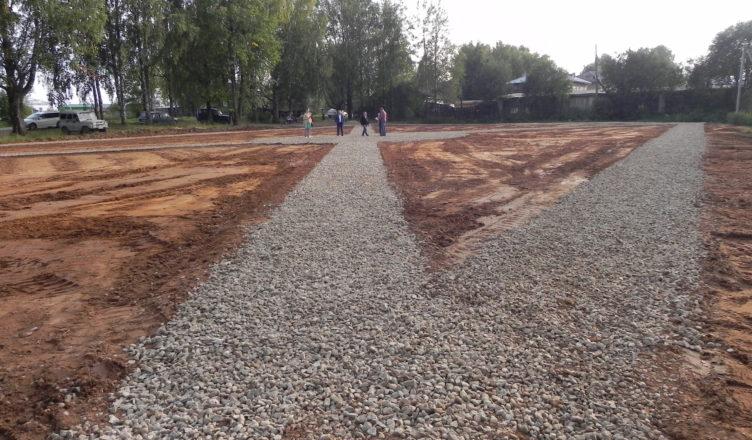 В поселке Вохма Костромской области  продолжится реализация проекта «Комфортная городская среда»