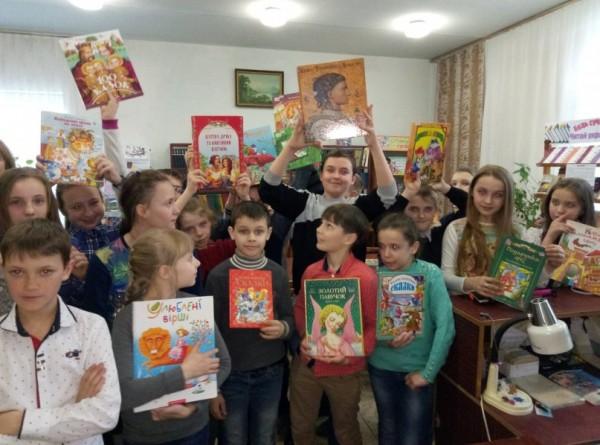 В Костроме стартовала неделя детской книги