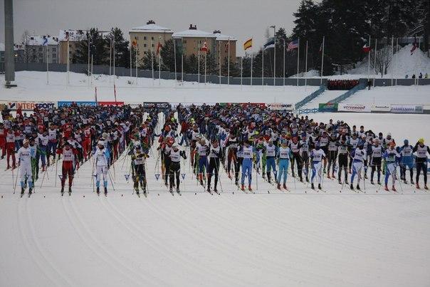 Костромские лыжники завоевали серебро на Апатитском марафоне