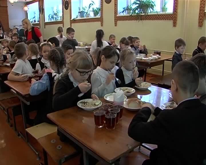 В Костромской области планируется увеличить объём средств, выделяемых на льготное питание школьников