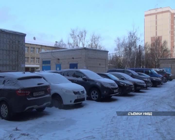 В Костроме будут судить мужчин за кражу запчастей с элитных автомобилей