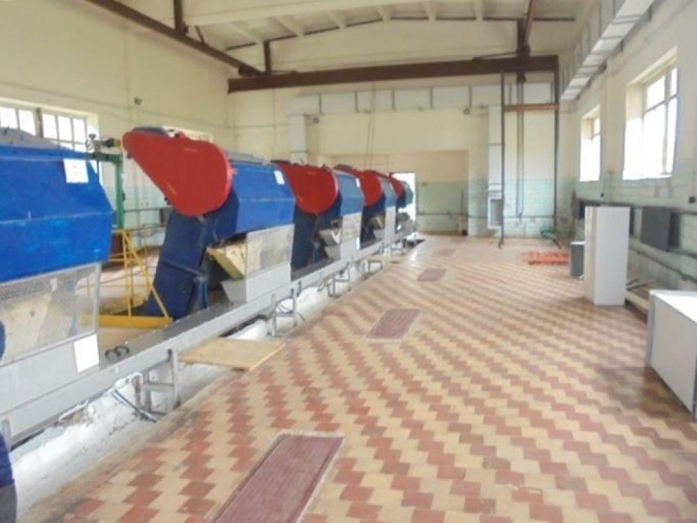 В Костроме на Коркинских очистных сооружениях завершают монтаж нового оборудования