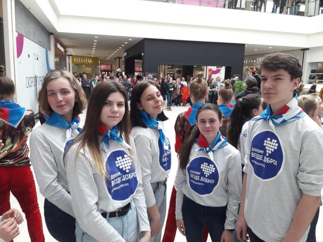 Акция «Все будет четко!» проходит в торгово-развлекательном центре РИО в Костроме