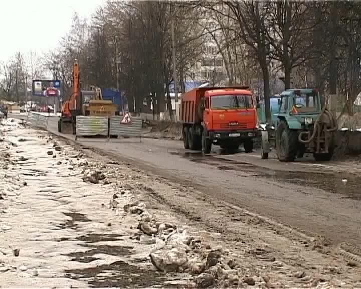 Сегодня вечером часть Костромы останется без воды
