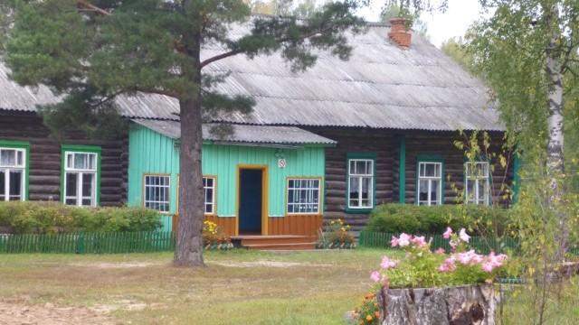 В деревне Ломки Островского района Костромской области благоустроят территорию у сельского клуба