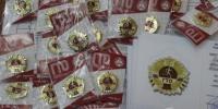 В Костромской области Старшеклассникам  Боговаровской школы вручили значки ГТО