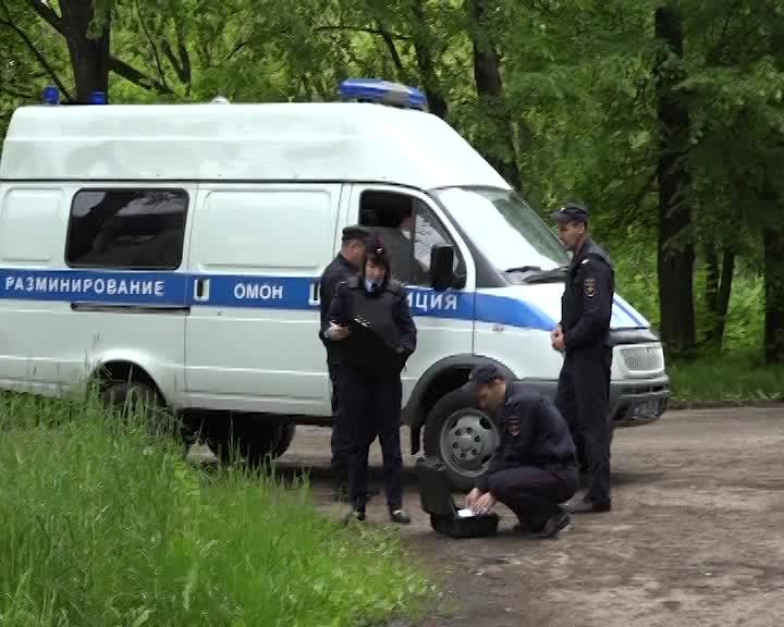 Под Костромой взрывотехники Росгвардии обезвредили гранаты