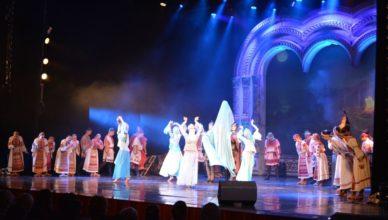 2 мая в КВЦ «Губернский» премьера нового спектакля Национального балета «Кострома»