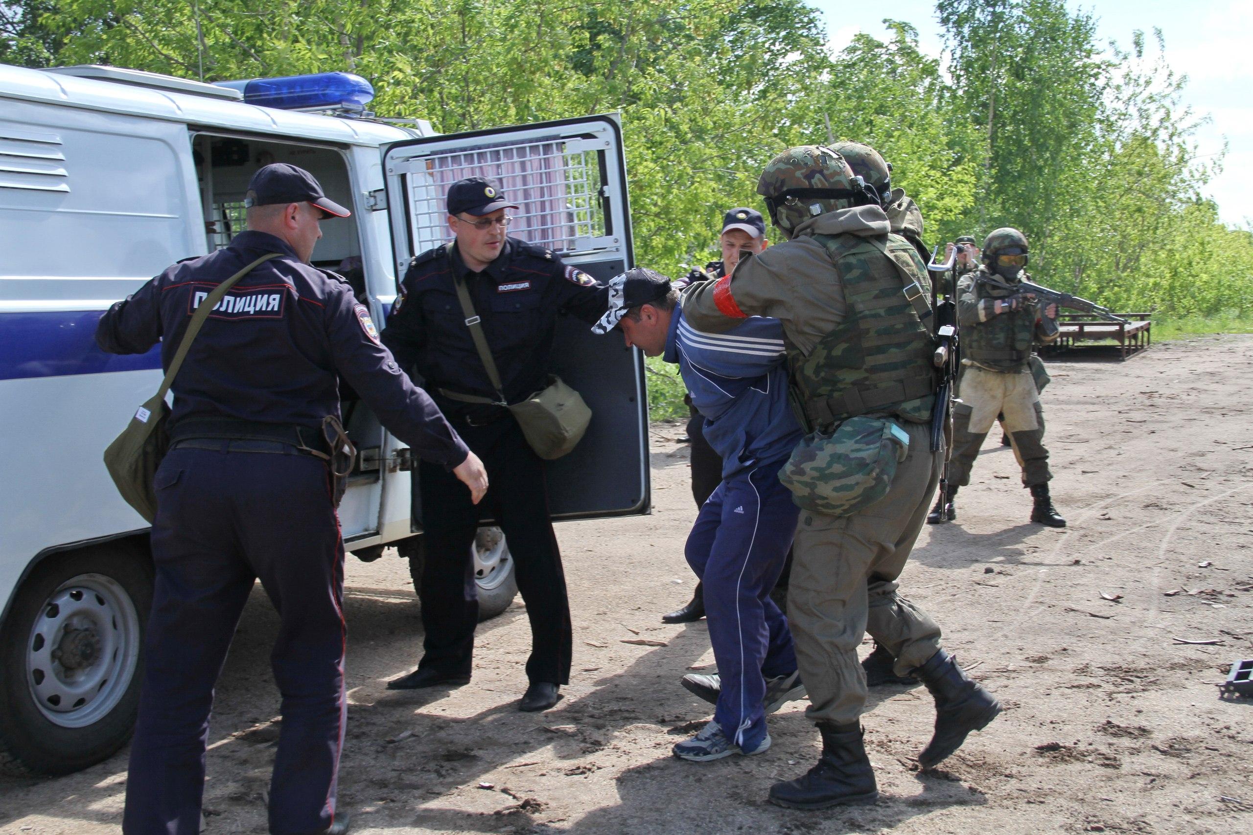 В Костроме пройдут  учения силовиков