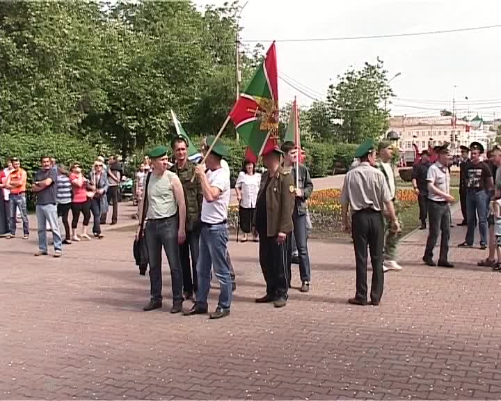 В Костроме отметят День пограничника в парке Победы