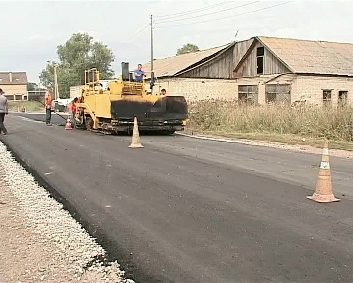 Благодаря Программе устойчивого развития сельских территорий в Костромской области ремонтируют сельские дороги