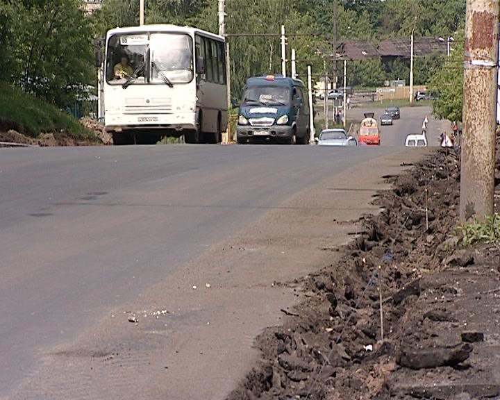 Качество нового дорожного покрытия в Костроме подтвердили эксперты