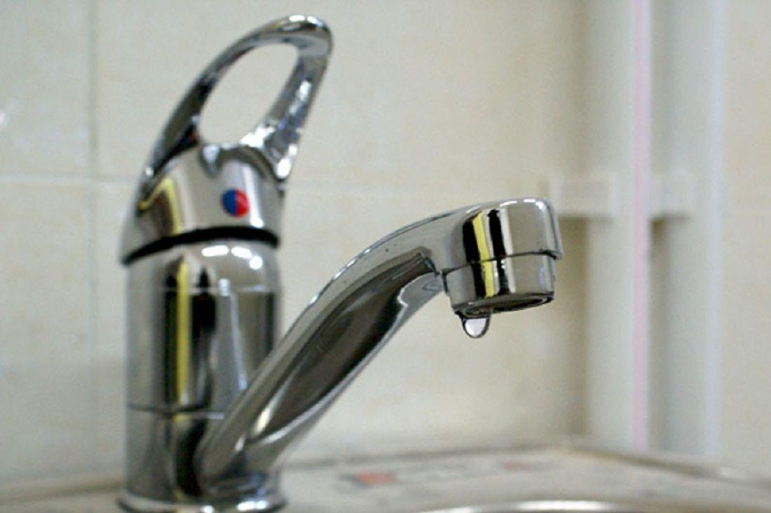 В Костроме отключат воду