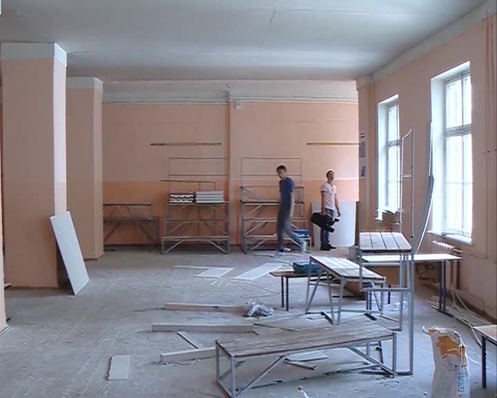 В Костромской области ремонтируют очередной Дом культуры