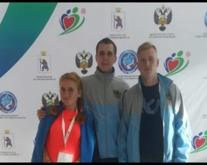 Житель Костромской области в числе призеров III Всероссийской летней спартакиады инвалидов