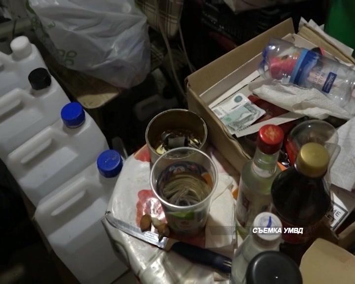 В Костромской области задержали 63-летнего «бутлегера»