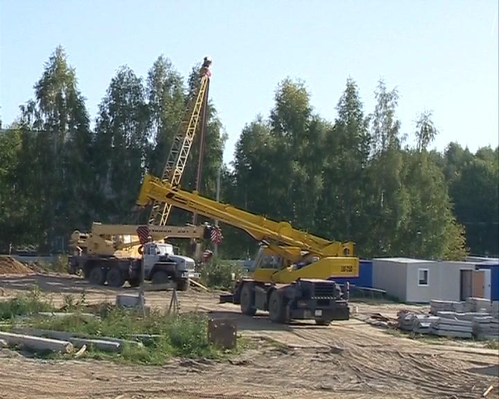 Школу в Якшанге достроят на средства резервного фонда Правительства РФ